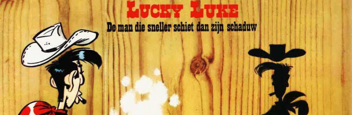 Lucky Luke Sverige Cover Image